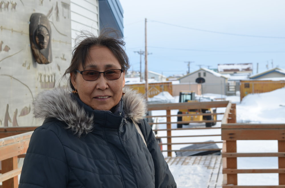 YAAYUK ALVANNA-STIMPFLE |Nome &King Island