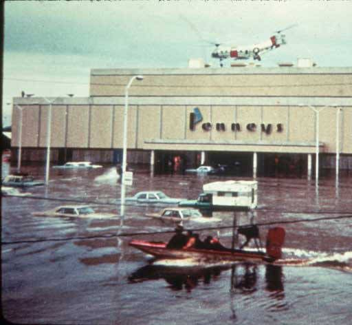Fairbanks Flood 1967