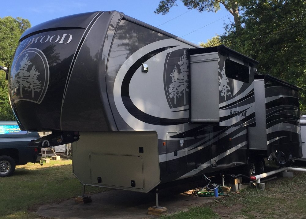 5th Wheel Camper