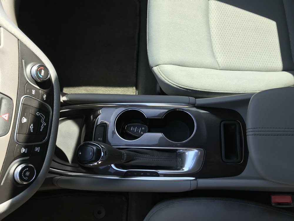 Mini Interior Detail