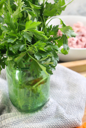 Prettiest Parsley