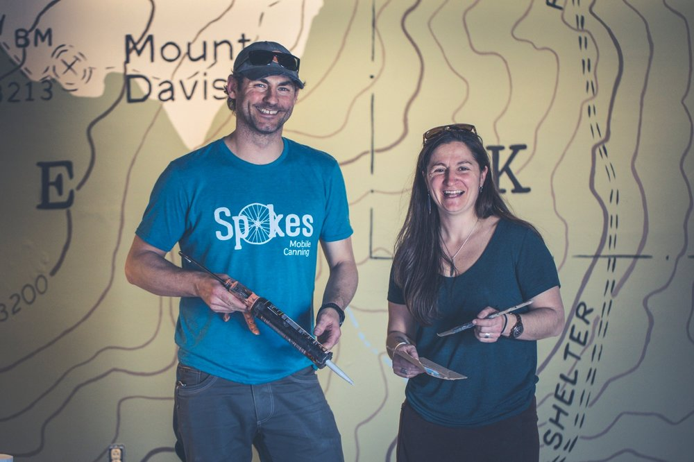 Chris Kaminski and Christine Iksic founded 3 Rivers Outdoor Company to be a hub for the growing Pittsburgh outdoor community.