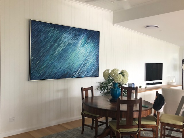 Commission Artwork for Townsville Home