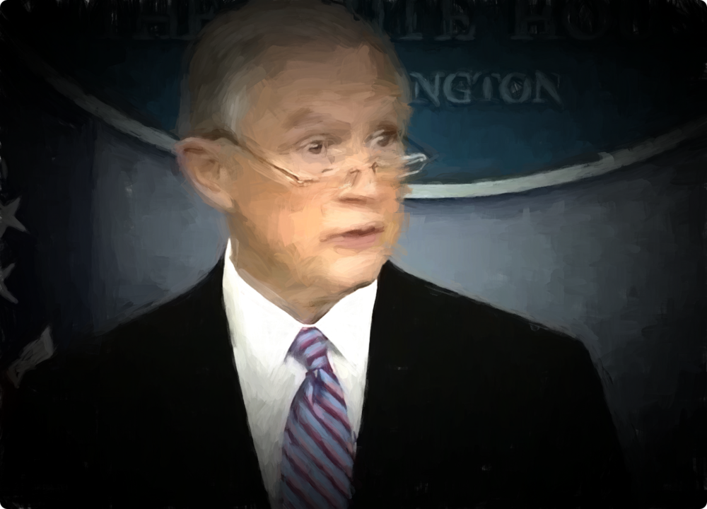 Attorney General Jeff Sessions.