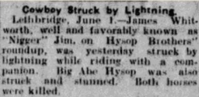 The Edmonton Bulletin, June 1, 1908, Page 1, Item Ar00118