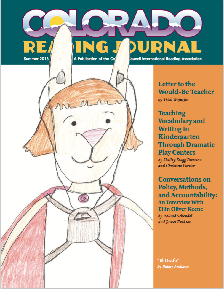 Colorado Reading Journal