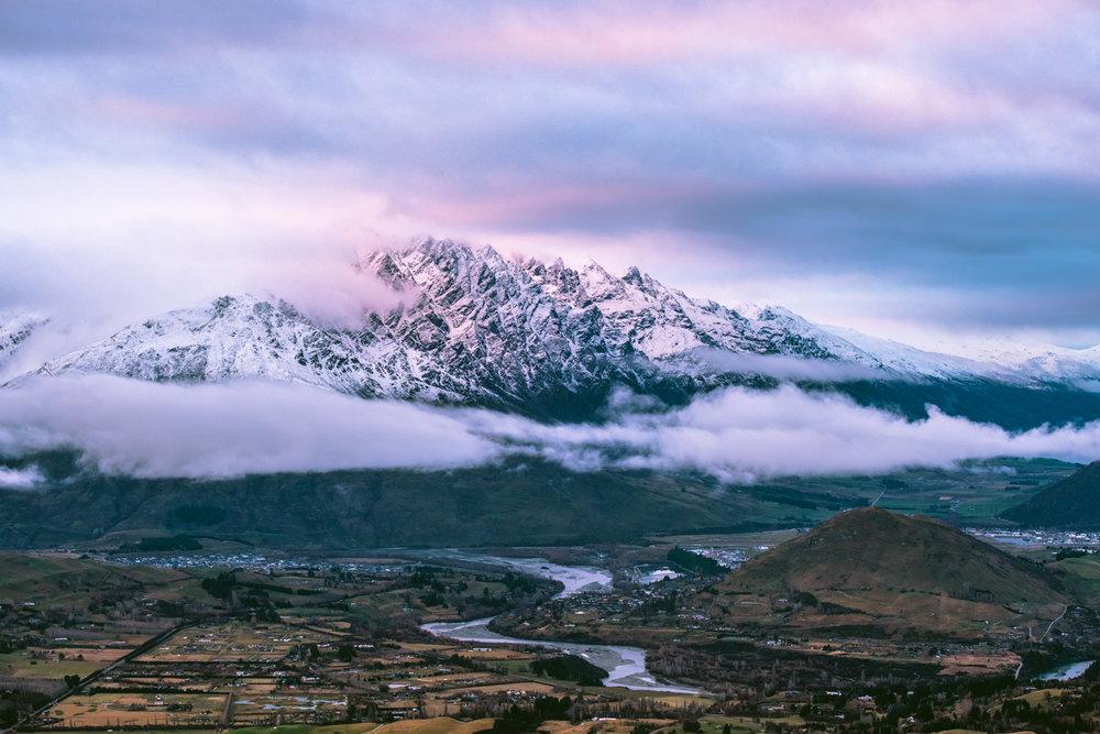 The Wakatipu Basin