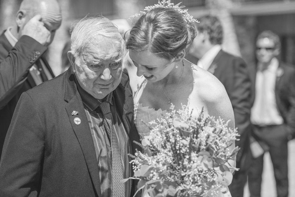 Donna and Grandpa