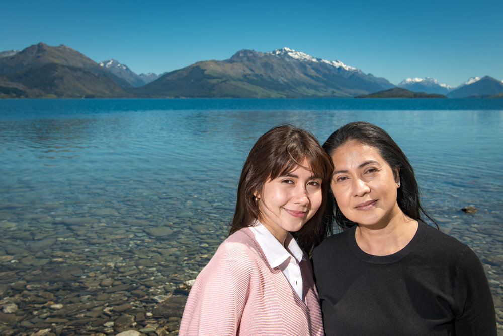 you and your family are the stars of the show in our Queenstown New Zealand Photos