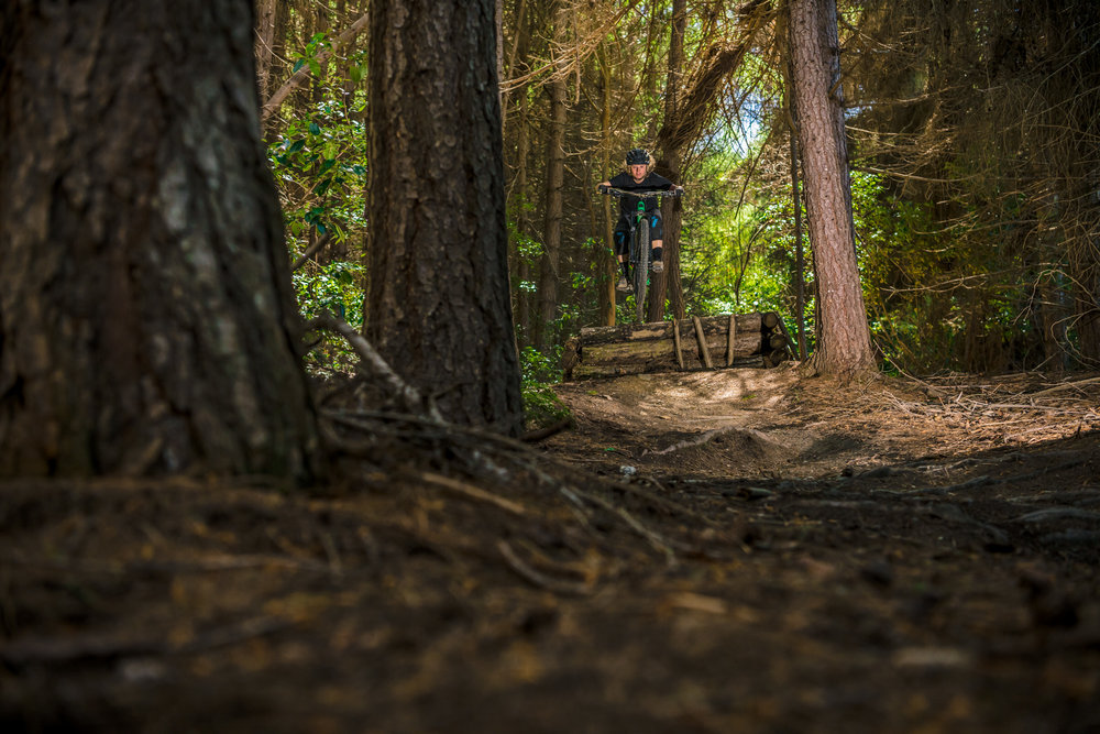 MTB 7 Mile - Queenstown, QMTBC, Professional Mountain Biking Photography