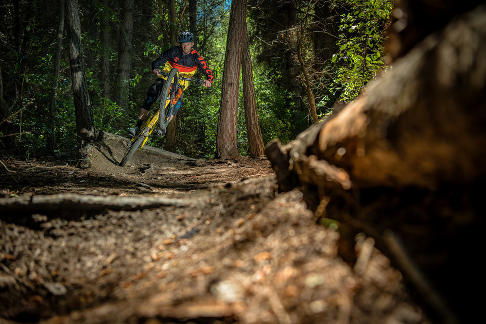 Professional MTB Photography Queenstown New Zealand
