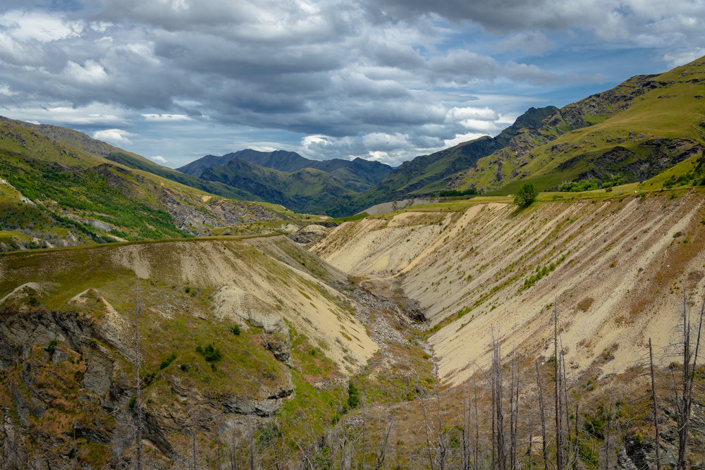 Remnants of Historic Gold Mining in Skippers Valley - The perfect destination for professional portrait photography