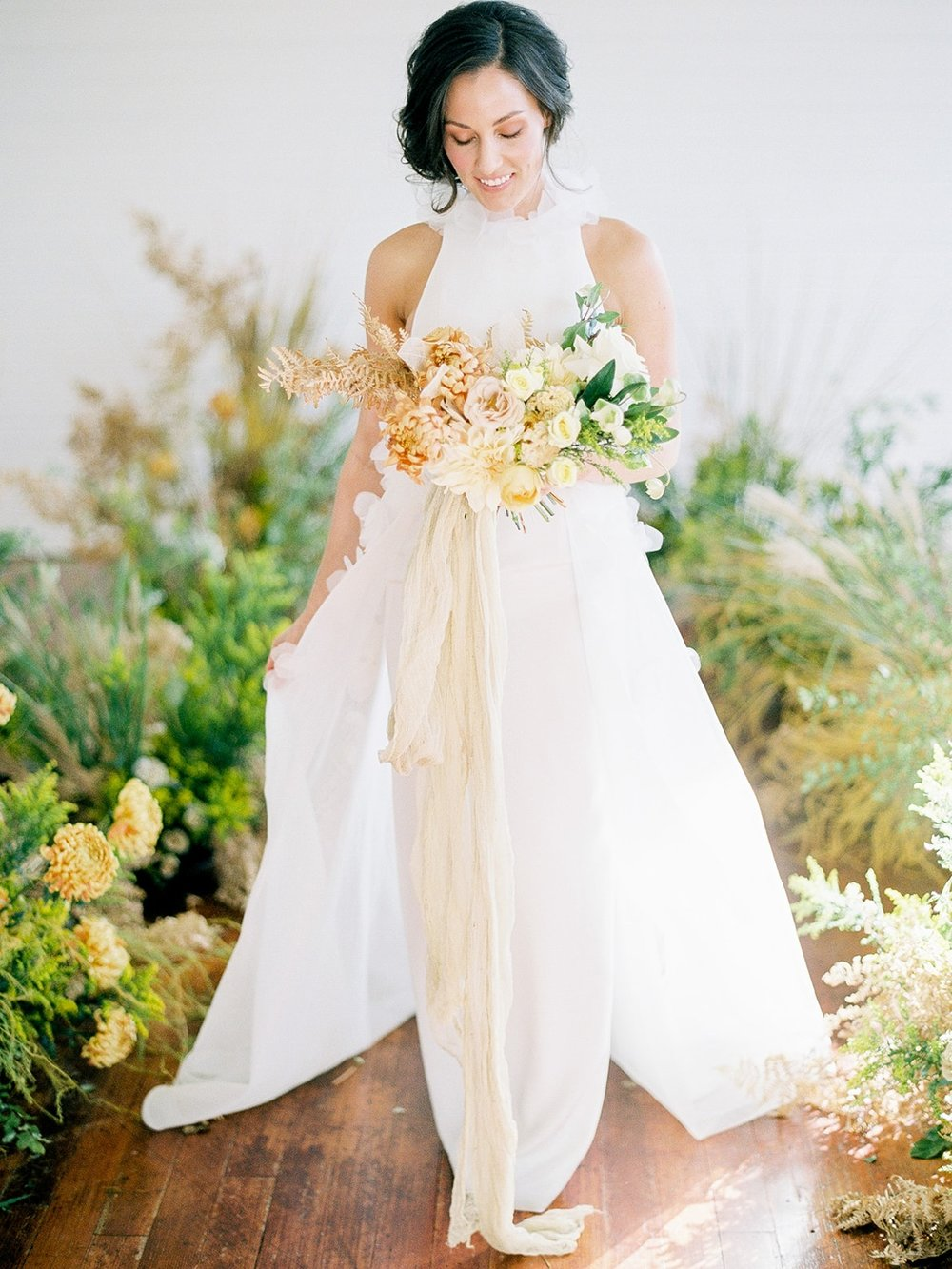 HONEY HUE - STYLED SHOOT