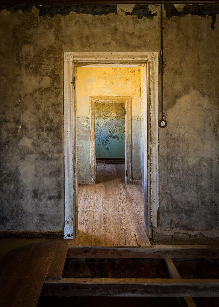 Two Doors Down –Kolmanskop