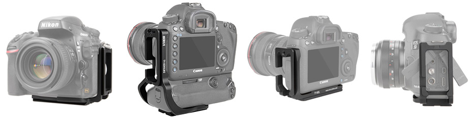 SIRUI TYL Series Camera Specific L Brackets