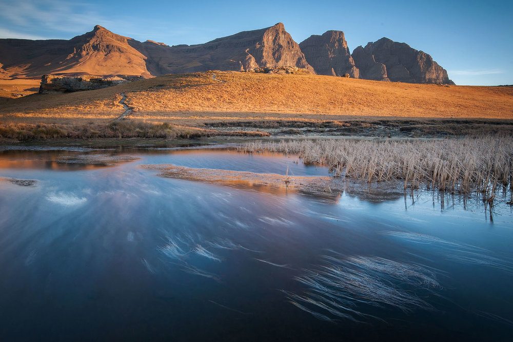 Cover Image: The Devil's Knuckle, Sehlabathebe National Park (Photo By: Giel Duvenhage)