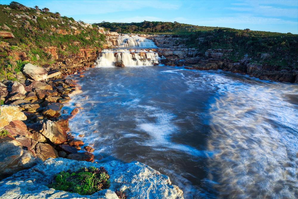 Strandloper Falls, Mkhambathi Nature Reserve