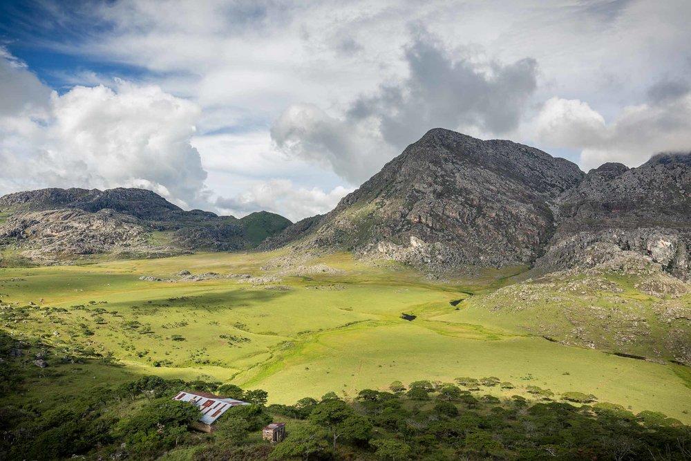 Chimanimani Mountains