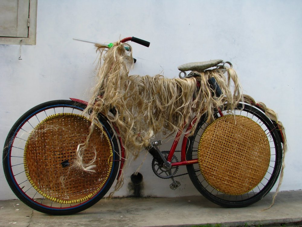 Hair Bike  by Das Butcher, Roda Roda Soundsystem, 2010