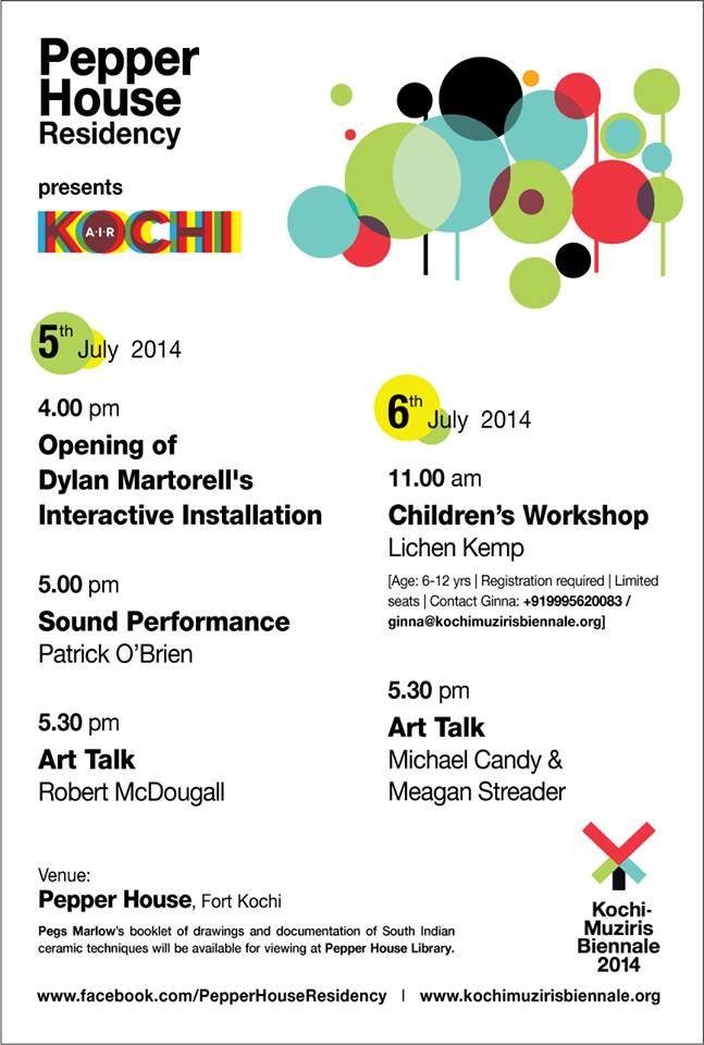 2014 KochiAIR program