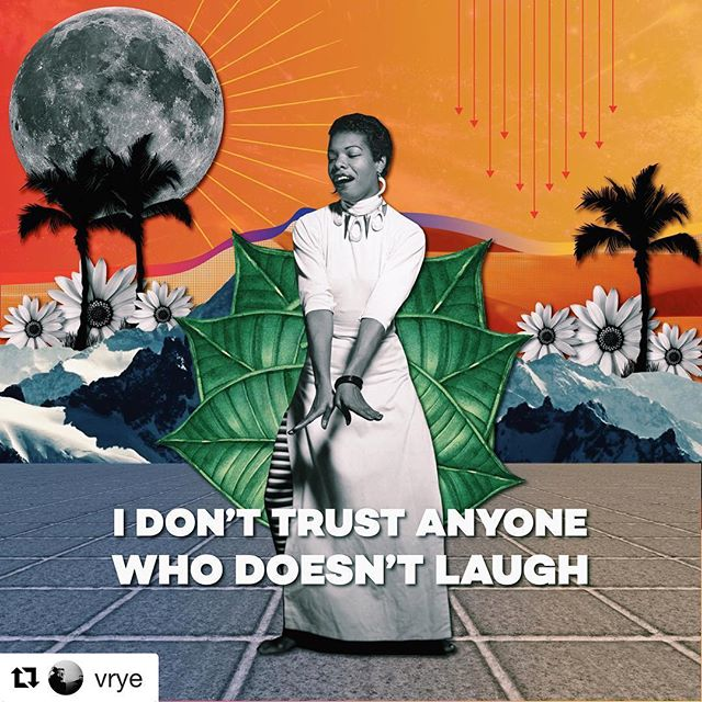 Happy birthday, Maya Angelou! Thank you 🙏 🙏 🙏 There's still lots for us to learn and do for equality, peace and dignity for all 💜☮️💜 #Repost @vrye with @get_repost ・・・ Happy Birthday to the queen #MayaAngelou // made for @equalityequation