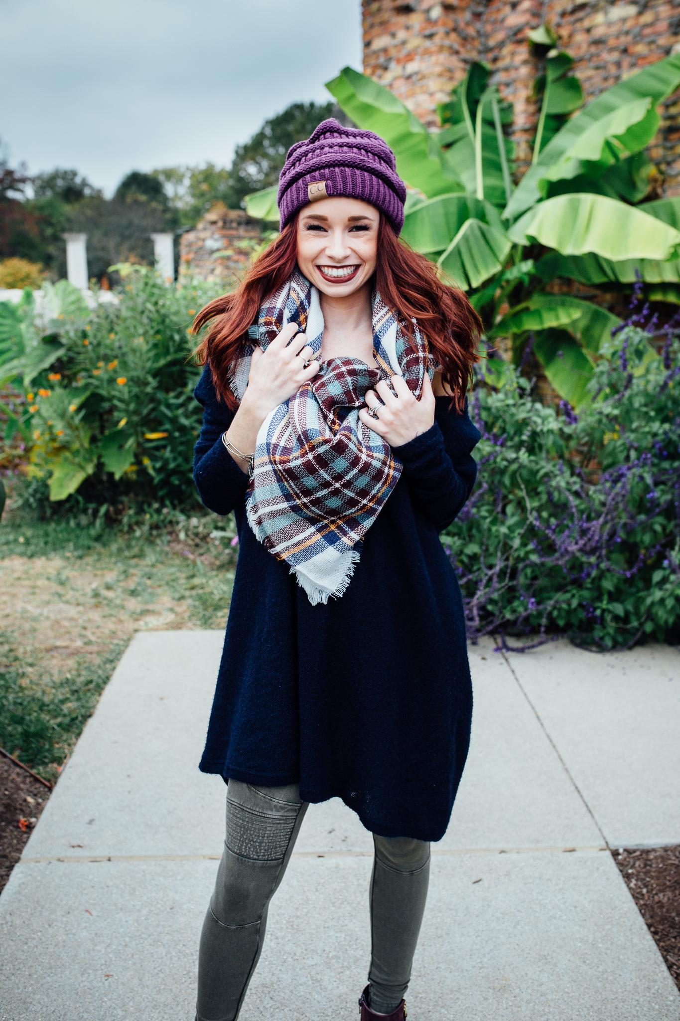 raelynn's boutique blanket scarf