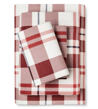 target flannel sheets