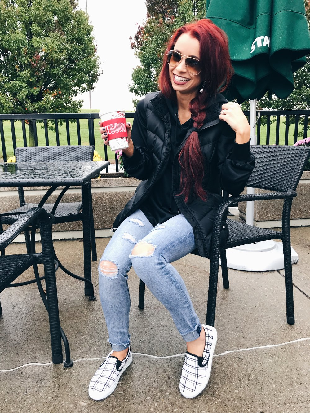 SHOP LOCAL HOLIDAY GIFT GUIDE by Indianapolis fashion blogger Trendy in Indy
