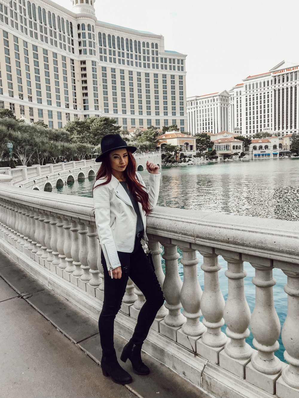 Las Vegas Travel Guide by popular Indianapolis blogger Trendy in Indy
