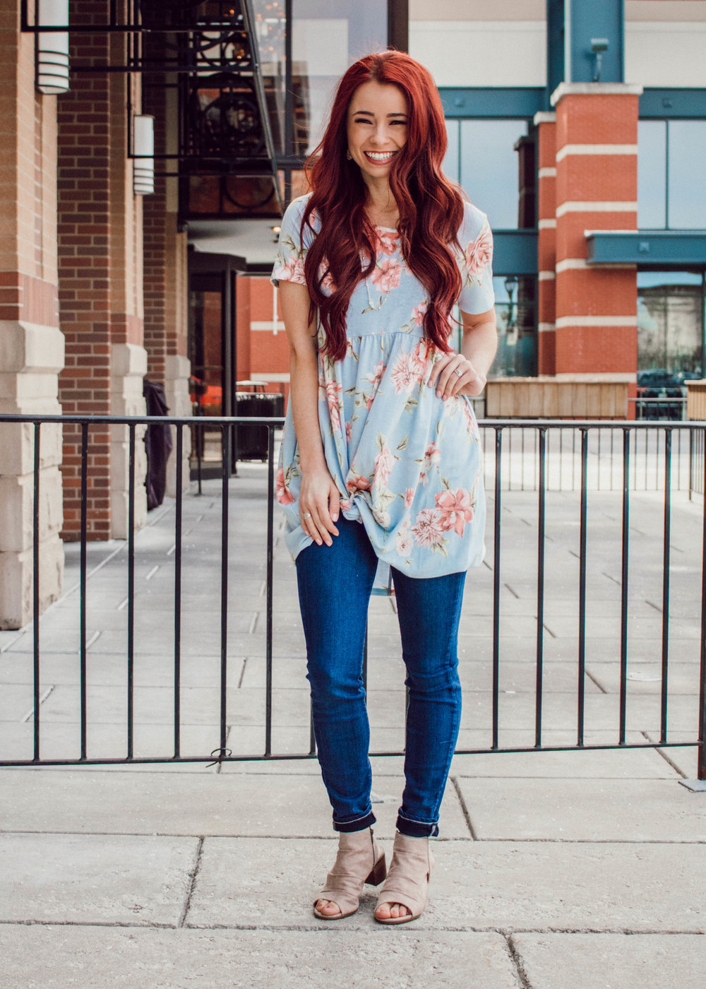 5 Tips to help you dress for your body type by popular Indianapolis fashion blogger Trendy in Indy