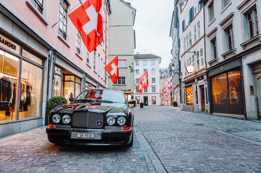 Our Trip to Zurich with 25 Hours Hotels featured by popular Indianapolis travel blogger, Trendy in Indy