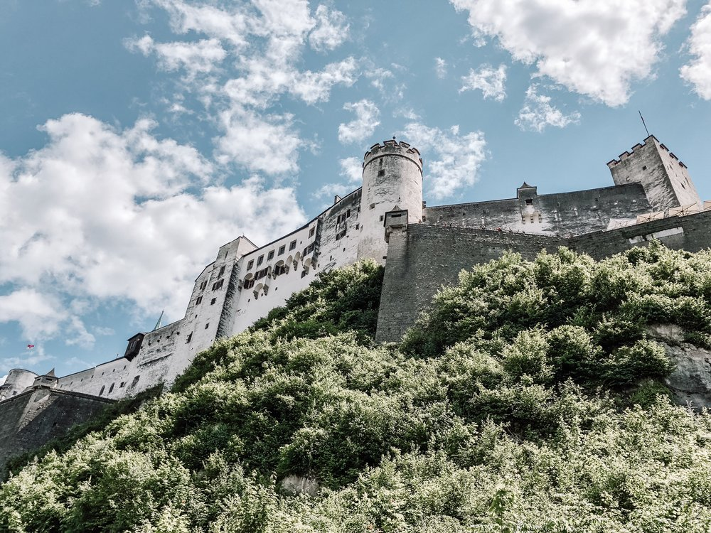 The Ultimate Salzburg Travel Guide featured by popular Indianapolis travel blogger, Trendy in Indy