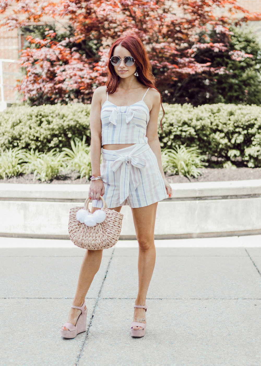 The Best Two Piece Sets featured by popular Indianapolis fashion blogger, Trendy in Indy