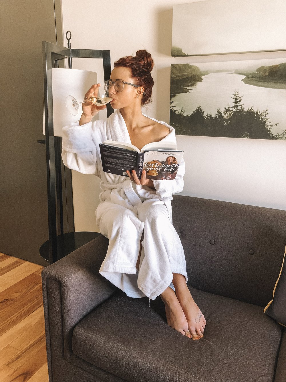 Our Stay with Andaz Napa featured by popular Indianapolis travel blogger, Trendy in Indy