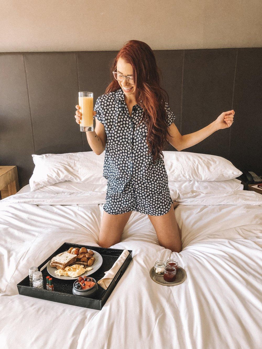 Pajama Top ,  Pajama Bottoms