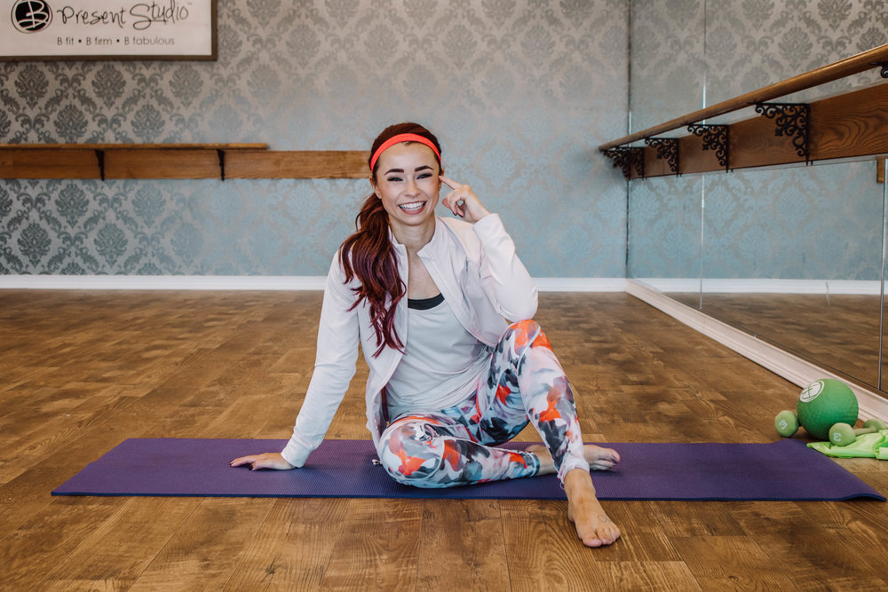 Why fitness should be part of your self care routine featured by popular Indianapolis life and style blogger, Trendy in Indy