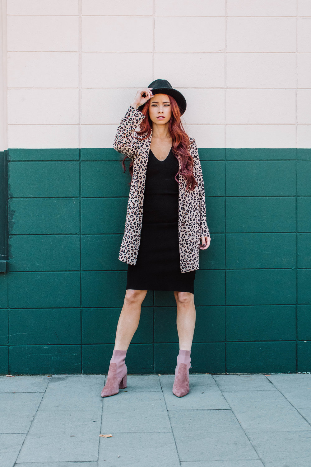 Fall Trends to try featured by top Indianapolis fashion blog, Trendy in Indy: Animal Print