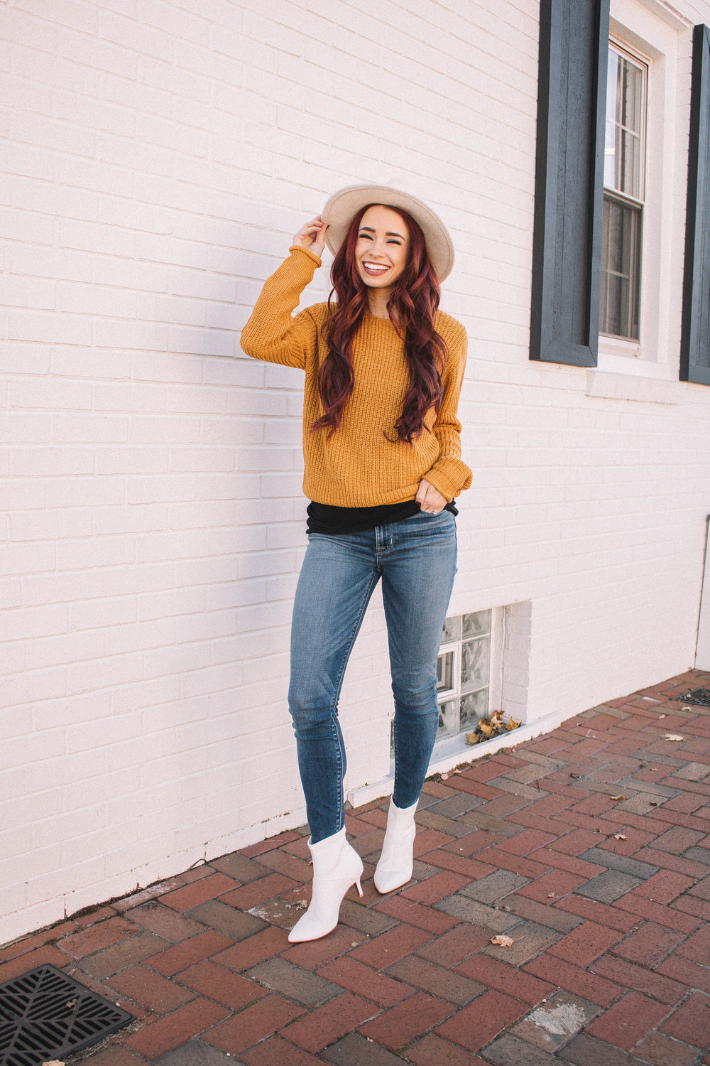 Shop small for the Holidays: The Standard Threads featured by top Indianapolis life and style blog, Trendy in Indy