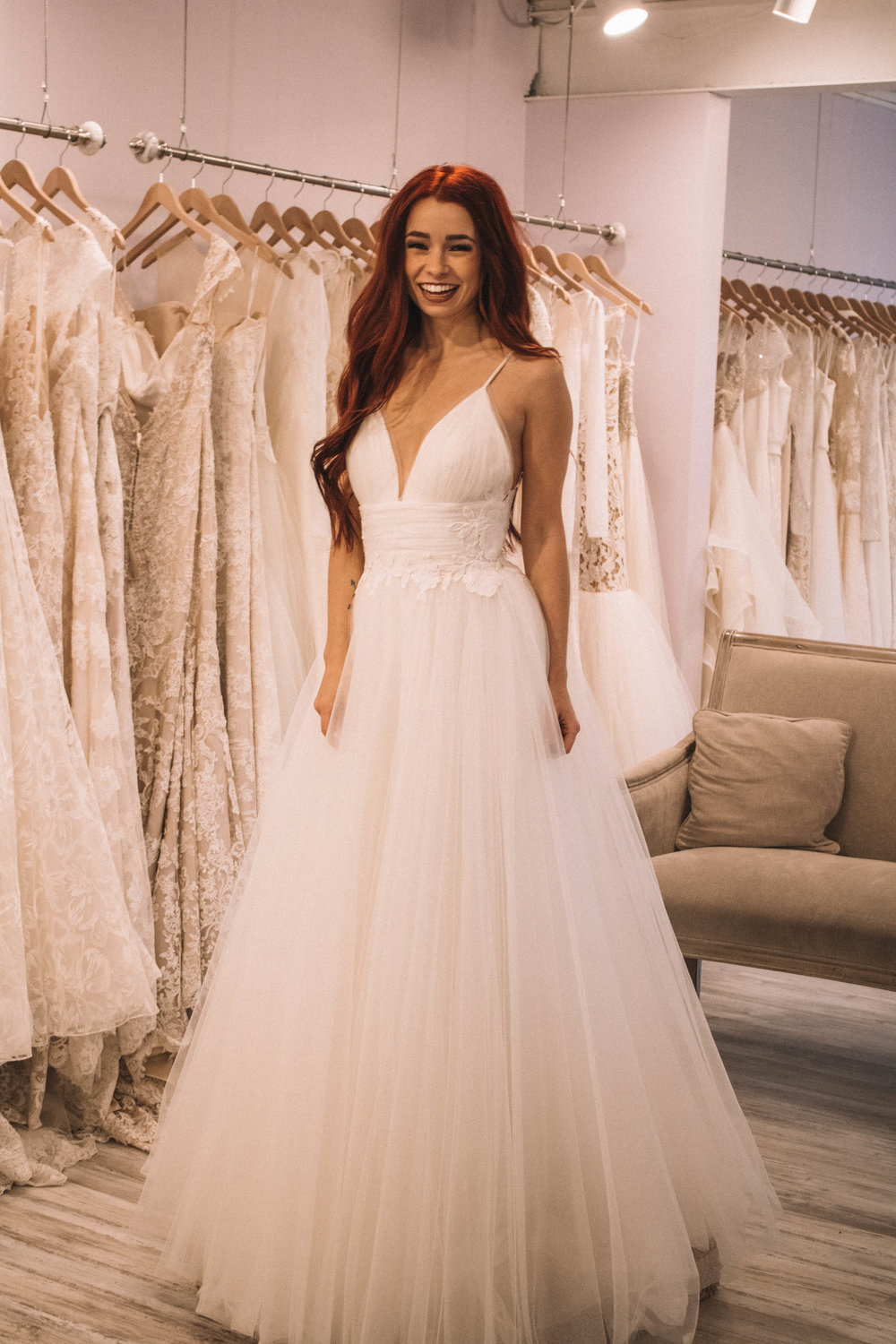 Shop small for the Holidays: LUXEredux Bridal featured by top Indianapolis life and style blog, Trendy in Indy