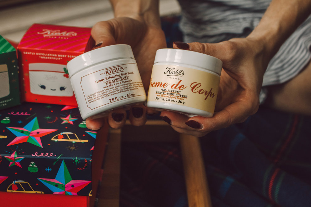 Beauty Gift Ideas with Kiehl's at The Fashion Mall, featured by top Indianapolis beauty blog, Trendy in Indy: image of Kiehl's beauty products