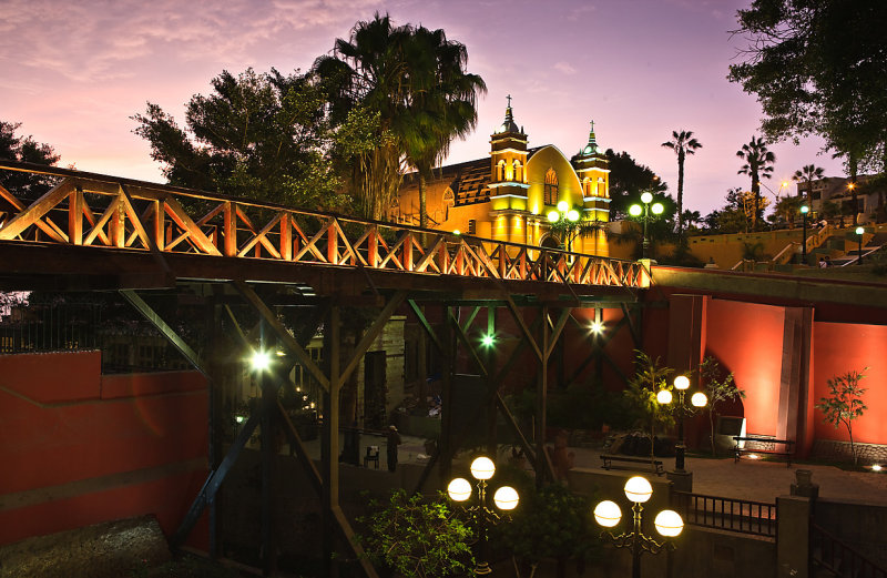 Bridge of Sighs Barranco