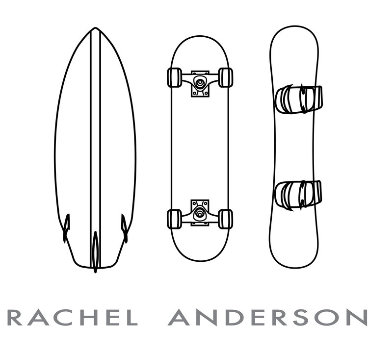 RACHEL ANDERSON         ILLUSTRATION & DESIGN