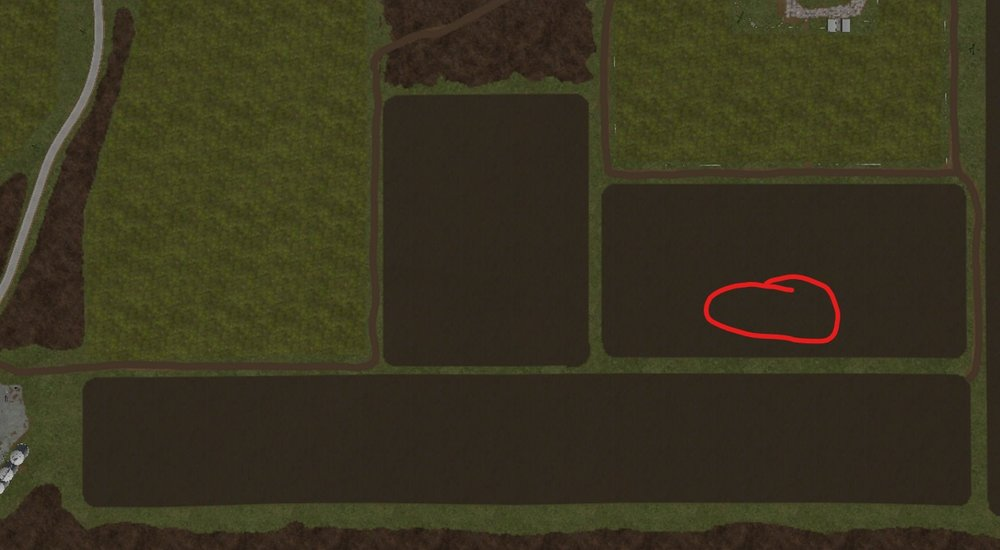 The AI No Work Zone circled in red. What to do?