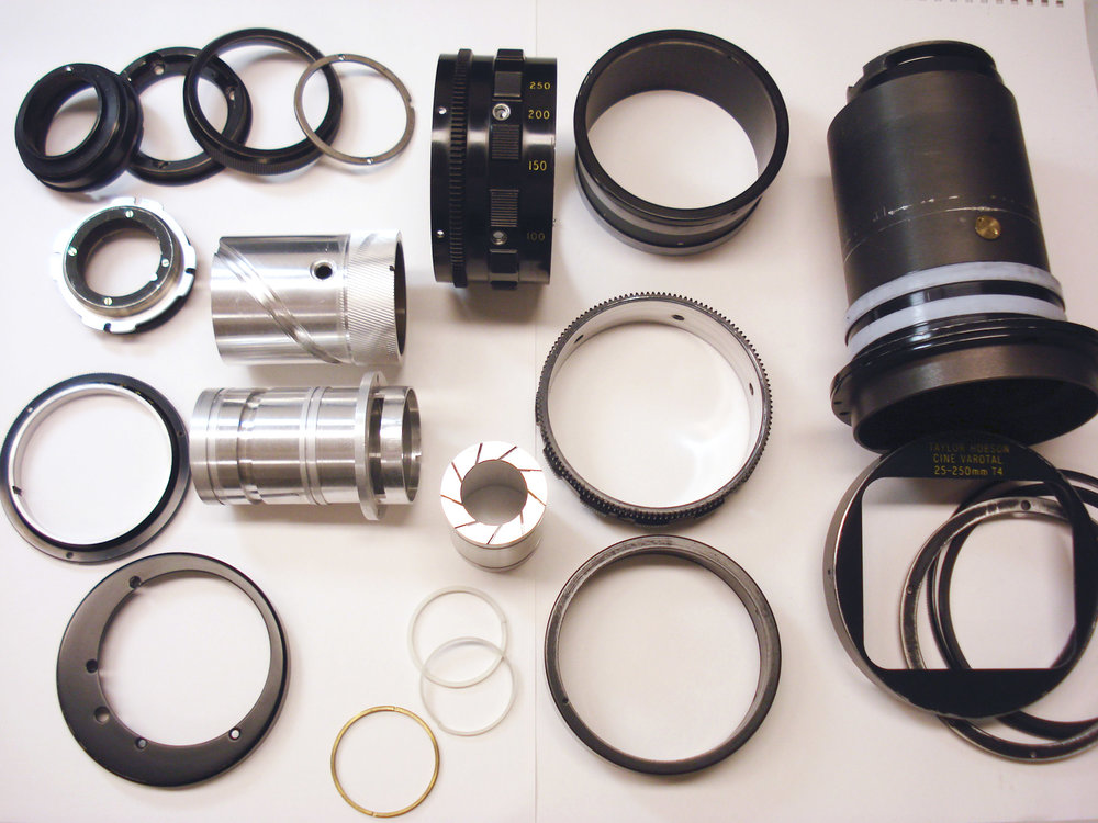 COOKE VAROTAL 25-250 OVERHAUL