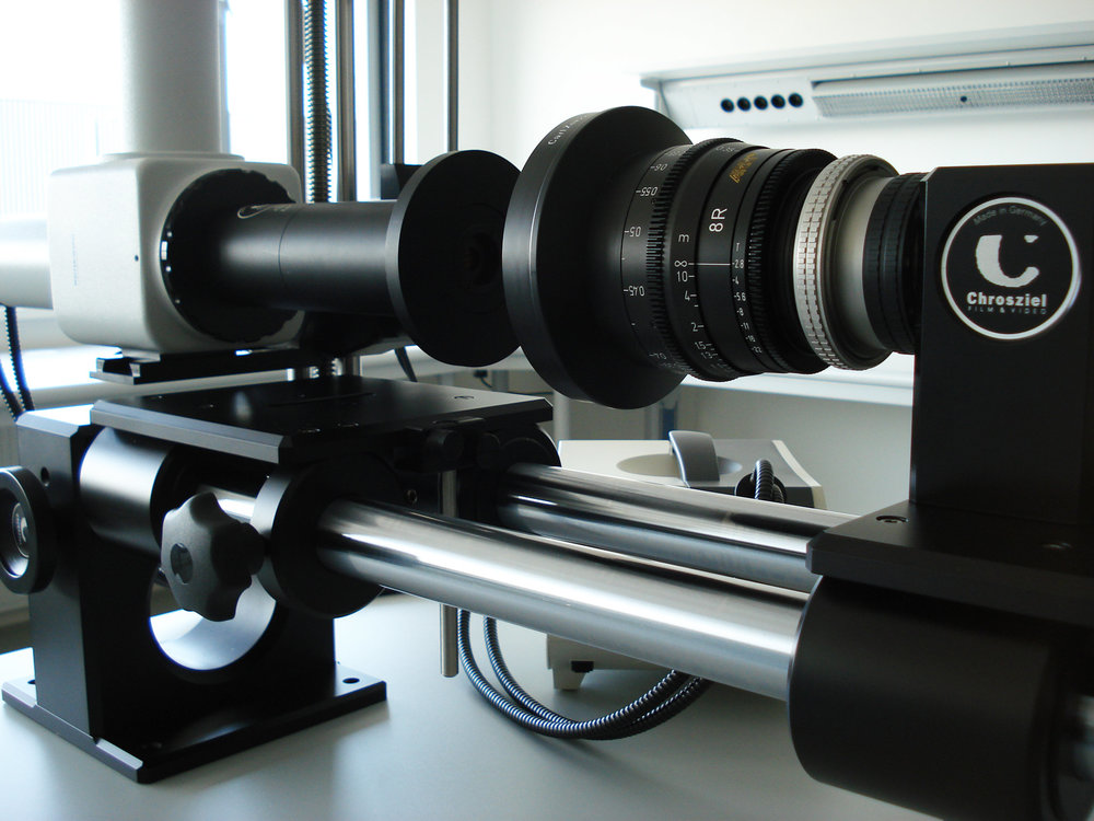 ZEISS 8R COLLIMATION