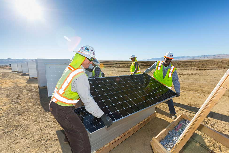 EPC Projetista de energia solar fotovoltaica