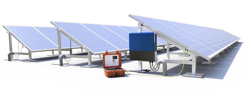EPC PV equipment Brazil LA