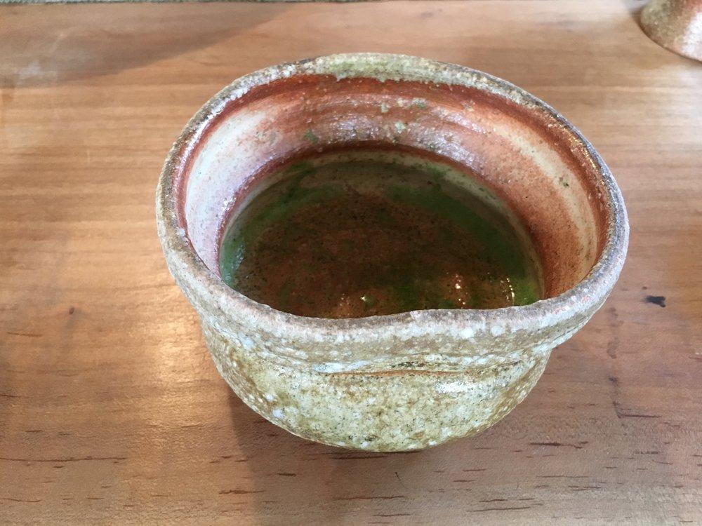 My tea bowl.