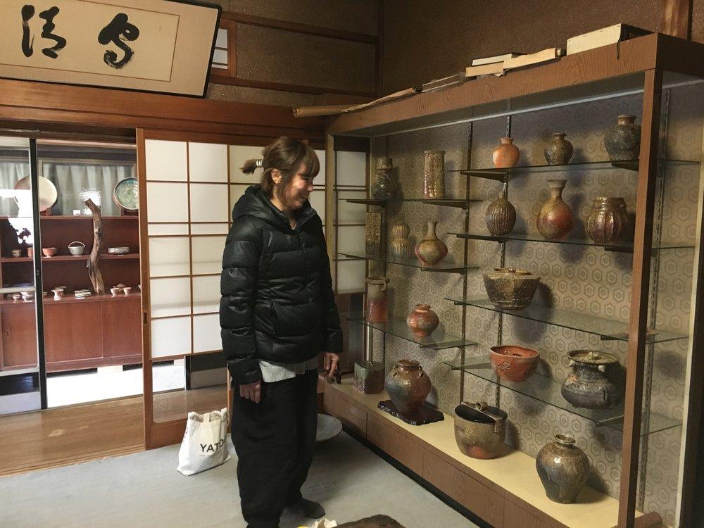 Takahashi Rakusai gallery.