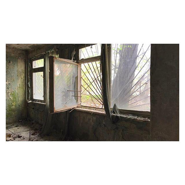Eerie Jupiter #chernobyl #urbex